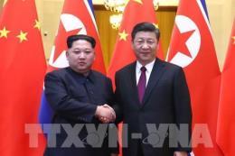 Trung Quốc khẳng định quan hệ với Triều Tiên bước sang