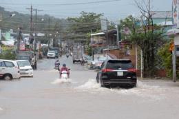 Xử lý tình trạng ngập cục bộ cho Phú Quốc