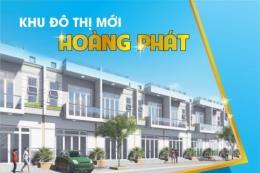 """Công ty Hoàng Phát thông tin về dự án """"Khu đô thị Bạc Liêu city"""""""