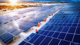 Khánh thành Nhà máy điện mặt trời Fujiwara Bình Định
