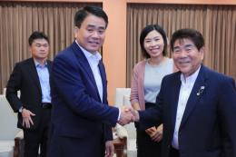 Hà Nội cam kết ưu đãi thuế cho doanh nghiệp Nhật Bản đến đầu tư