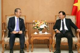 Phó Thủ tướng: Tạo điều kiện để các công ty Nhật Bản đầu tư tại Việt Nam