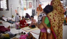 Bangladesh: Số ca mắc sốt xuất huyết tăng gấp 5,7 lần