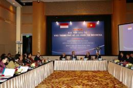 Doanh nghiệp Indonesia quan tâm đến đầu tư tại Tp.Hồ Chí Minh