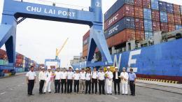 Cảng Chu Lai – điểm sáng phát triển kinh tế biển