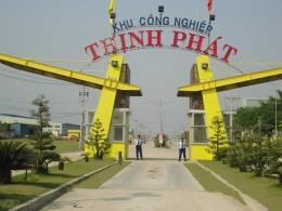 Điều chỉnh chủ trương đầu tư Dự án Khu công nghiệp Thịnh Phát