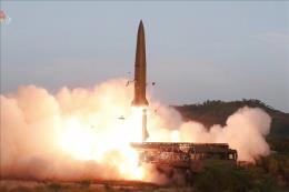 Hàn Quốc quan ngại về các vụ phóng mới nhất của Triều Tiên