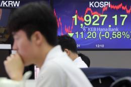 Khoảng 9,08 tỷ USD được rót vào các quỹ ở Hàn Quốc trong năm nay