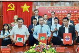 Đầu tư 1.700 tỷ đồng vào ba dự án nông nghiệp công nghệ cao tại Bình Phước
