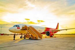 Ảnh hưởng siêu bão Hagibis, Vietjet điều chỉnh các chuyến bay đi và đến Nhật Bản