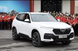 Từ 1/9, loạt xe ô tô VinFast tăng giá từ 64 đến 532 triệu đồng