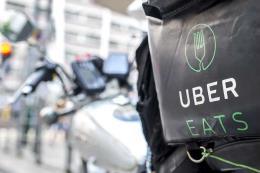 Thử nghiệm dịch vụ Uber Eats giao đồ ăn và hàng tiêu dùng ở Nhật Bản