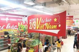 Hệ thống siêu thị GO! và Big C triển khai chương trình quảng bá hàng Việt