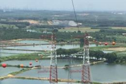 Đóng điện công trình đường dây 500kV Sông Mây–Tân Uyên và trạm biến áp 500kV Tân Uyên