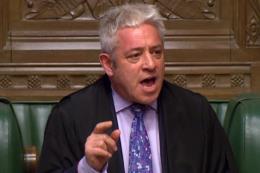 Chủ tịch Hạ viện Anh tuyên bố ý định từ chức