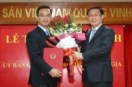 Phó Thủ tướng trao quyết định bổ nhiệm Phó Chủ tịch Ủy ban Giám sát tài chính quốc gia
