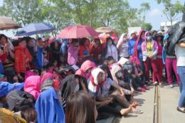 Hải Dương: Gần 2.000 công nhân Công ty NamYang Delta đã đi làm trở lại