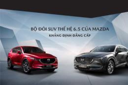 Bảng giá xe ô tô Mazda tháng 9/2019