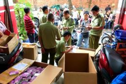 Xử nghiêm hành vi buôn bán hàng giả mạo nhãn mác, xuất xứ Việt Nam