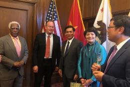Giới chức Mỹ đánh giá cao những thành tựu của Việt Nam
