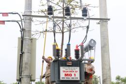 Trên 190 hộ dân vùng đặc biệt khó khăn ở Lào Cai được sử dụng điện lưới quốc gia