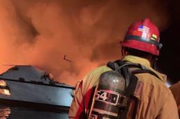 Nhiều người thiệt mạng và mất tích trong vụ cháy tàu ngoài khơi bang California