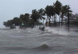 Khả năng áp thấp nhiệt đới sẽ trở thành cơn bão số 5