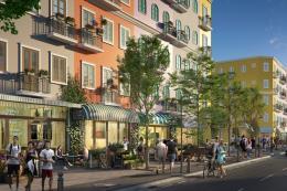 Sắp mắt dự án Sun Grand City New An Thoi