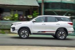 Cập nhật giá xe Toyota tháng 9/2019, ưu đãi 3 dòng xe đến 64 triệu đồng