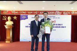 Cựu CEO VCG giữ chức Chủ tịch HĐQT Vinaconex 2