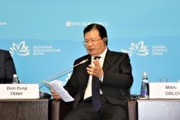 Việt Nam sẵn sàng làm cầu nối mở rộng quan hệ giữa ASEAN và EAEU