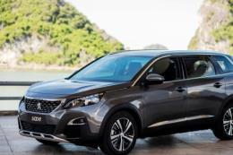 Bảng giá xe ô tô Peugeot tháng 9/2019
