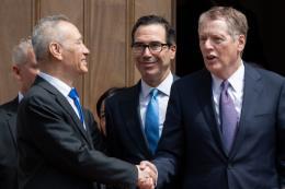 Trung Quốc: Đàm phán thương mại với Mỹ diễn ra