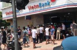Vụ cướp tại Ngân hàng Viettinbank chi nhánh Đông Hà Nội: Xác định danh tính đối tượng