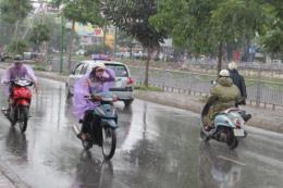 Dự báo thời tiết 5 ngày tới: Bắc Bộ có mưa rào, vùng núi có mưa to