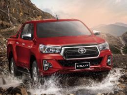 Toyota ra phiên bản Hilux mới giá rẻ
