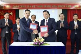 Vinaconex 2 hợp tác thực hiện các gói thầu trị giá 6.000 tỷ đồng