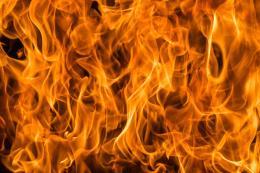 Xảy ra hỏa hoạn tại Công ty may nệm ở Khu công nghiệp Bình Hòa