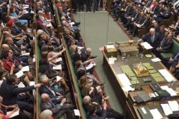 Hạ viện Anh bỏ phiếu bác đề xuất bầu cử sớm