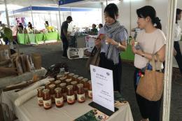 Tp. Hồ Chí Minh khai mạc chợ phiên nông sản