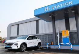 Hàn Quốc có kế hoạch lắp 1.200 trạm sạc hydrogen