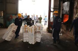 Bình Định tiêu hủy 26.000 bao thuốc lá nhập lậu