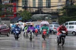 Dự báo thời tiết hôm nay 3/10: Bắc Bộ mưa dông diện rộng