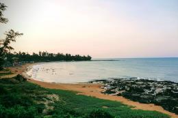 Bãi biển nổi tiếng nhất Quảng Trị đang hút mạnh vốn đầu tư