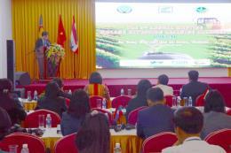Hợp tác khuyến nông tiểu vùng sông Mê Kông giúp đổi mới nông nghiệp