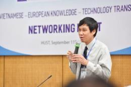 Bàn cách chuyển giao công nghệ và tri thức Việt Nam – Châu Âu