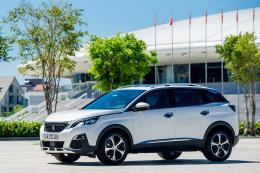 Peugeot ưu đãi giá lên đến 50 triệu đồng và nhiều quyền lợi hấp dẫn khác