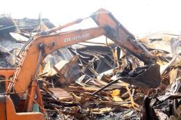 Mở thêm đường vận chuyển chất thải từ vụ cháy kho Rạng Đông