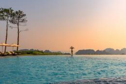 Chỉ tên những bể bơi có tầm nhìn đẹp nhất Việt Nam