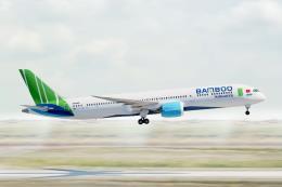 Bamboo Airways đón máy bay Boeing B787-9 Dreamliner đầu tiên trong tháng 10